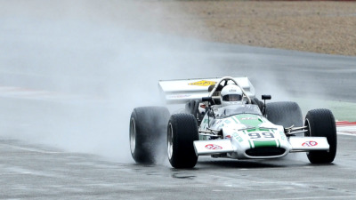 Classic motor racing comes to Silverstone
