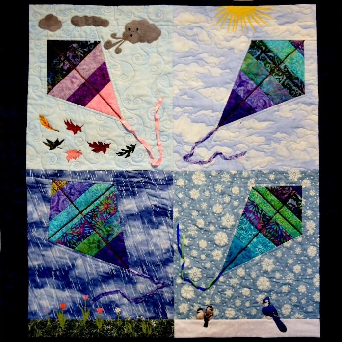 Kites For All Seasons