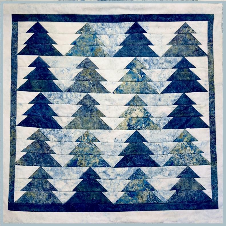 Rhapsody In Blue Spruce