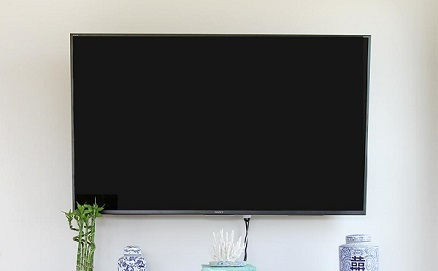TV Mount on wall in irvine