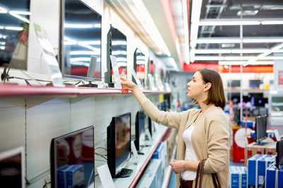 buying a new TV