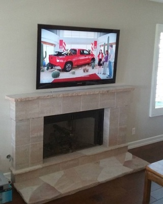 tv mounting in huntington beach