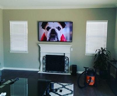 tv mounting santa ana