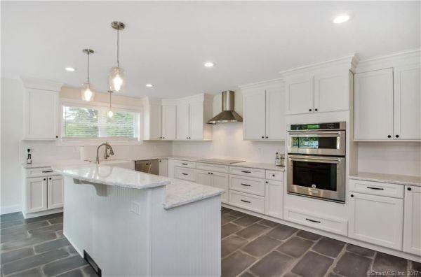 Kitchen remodel West Hartford
