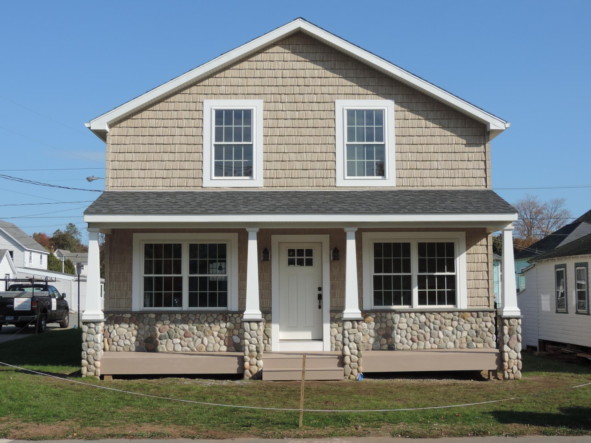 Old Lyme beach house