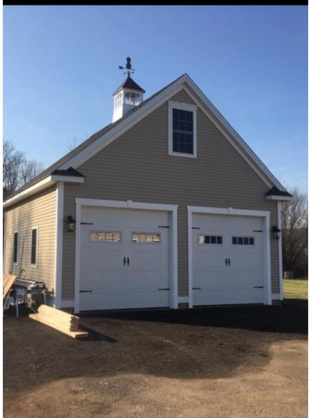 Middletown CT garage builder