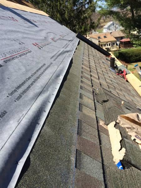 Middletown roofer