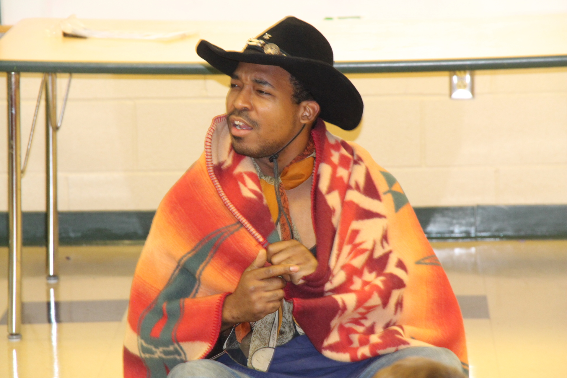 Braggarts, Bulldoggers & Desperadoes:  The Black Cowboys