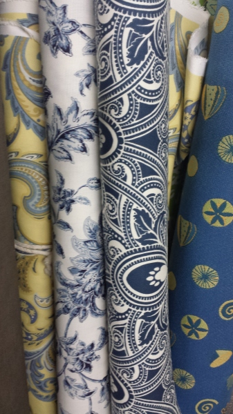 FABRIC SELECTION FOR WINDOWS & UPHOLSTERY 101
