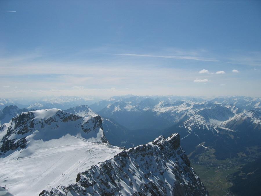 Mountaintop Danger