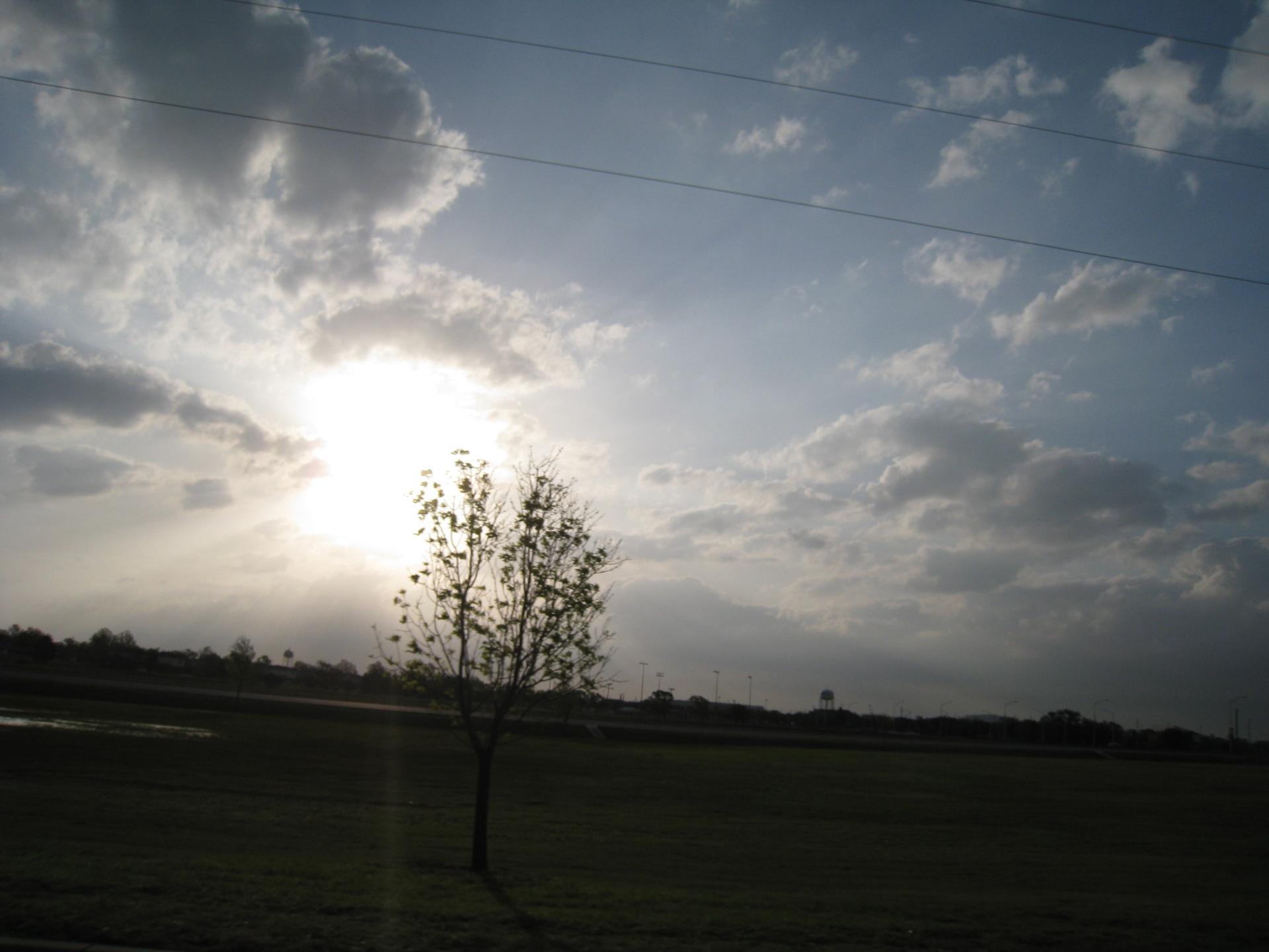 Oklahoma--April 2009