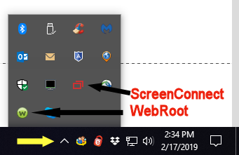 Screenconnect Client Not Connecting