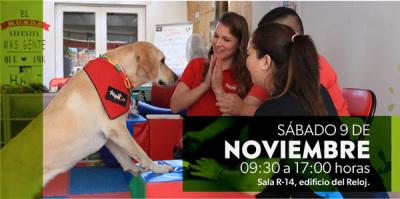 I Seminario de Terapia Asistida con Animales: Experiencias desde la Práctica Clínica Multidisciplina