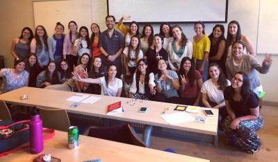 I Seminario de Terapia Asistida con Animales Universidad de Los Andes