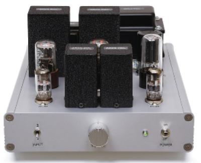 FINEMET Push Pull ECC88-ECC33(6SN7GT) Line Amplifier
