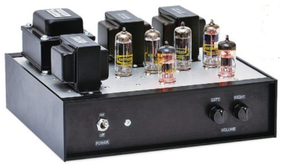 FINEMET FM-10P-14K 5A6 Triode Straped Push Pull Amplifier