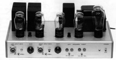 FINEMET FM-12P-8K WE-101D Push Pull Amplifier Part 1