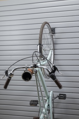 bike hook slatwall