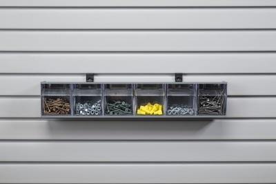 bin storage slatwall