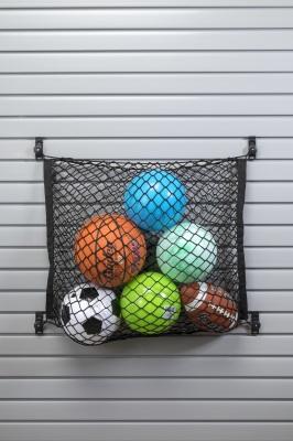 sports bag slatwall