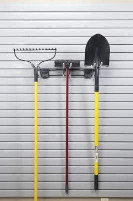 garden tools slatwall