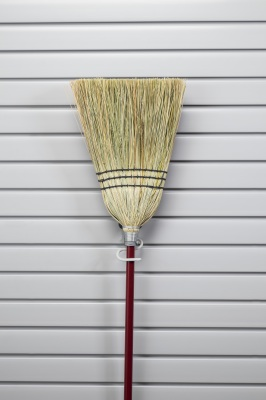 slatwall broom hook