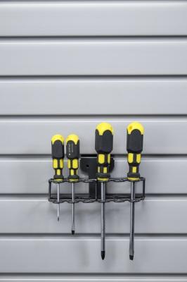 screwdriver slatwall