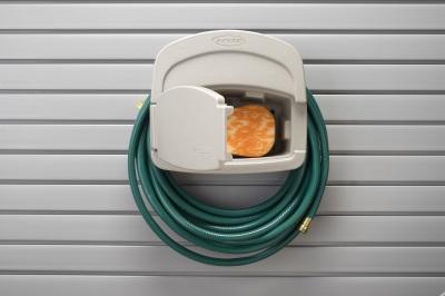 hose storage slatwall
