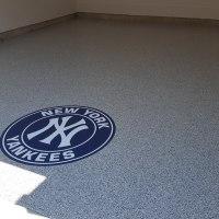 garage floor logos