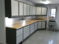 luxury garage cabinets