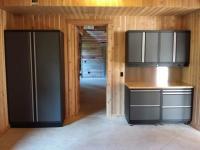 steel garage storage system