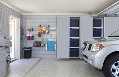 Park Place Garage Company is proud to introduce our new wood cabinets!