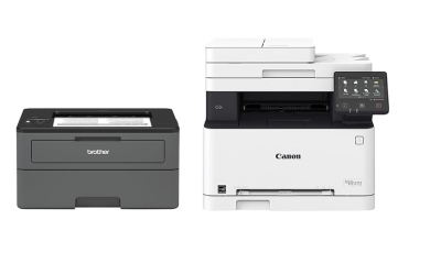 Printers, Fax machines, and Fax machines