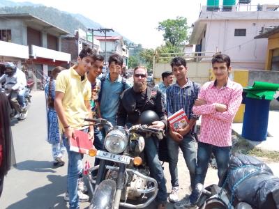 Ride India Journey