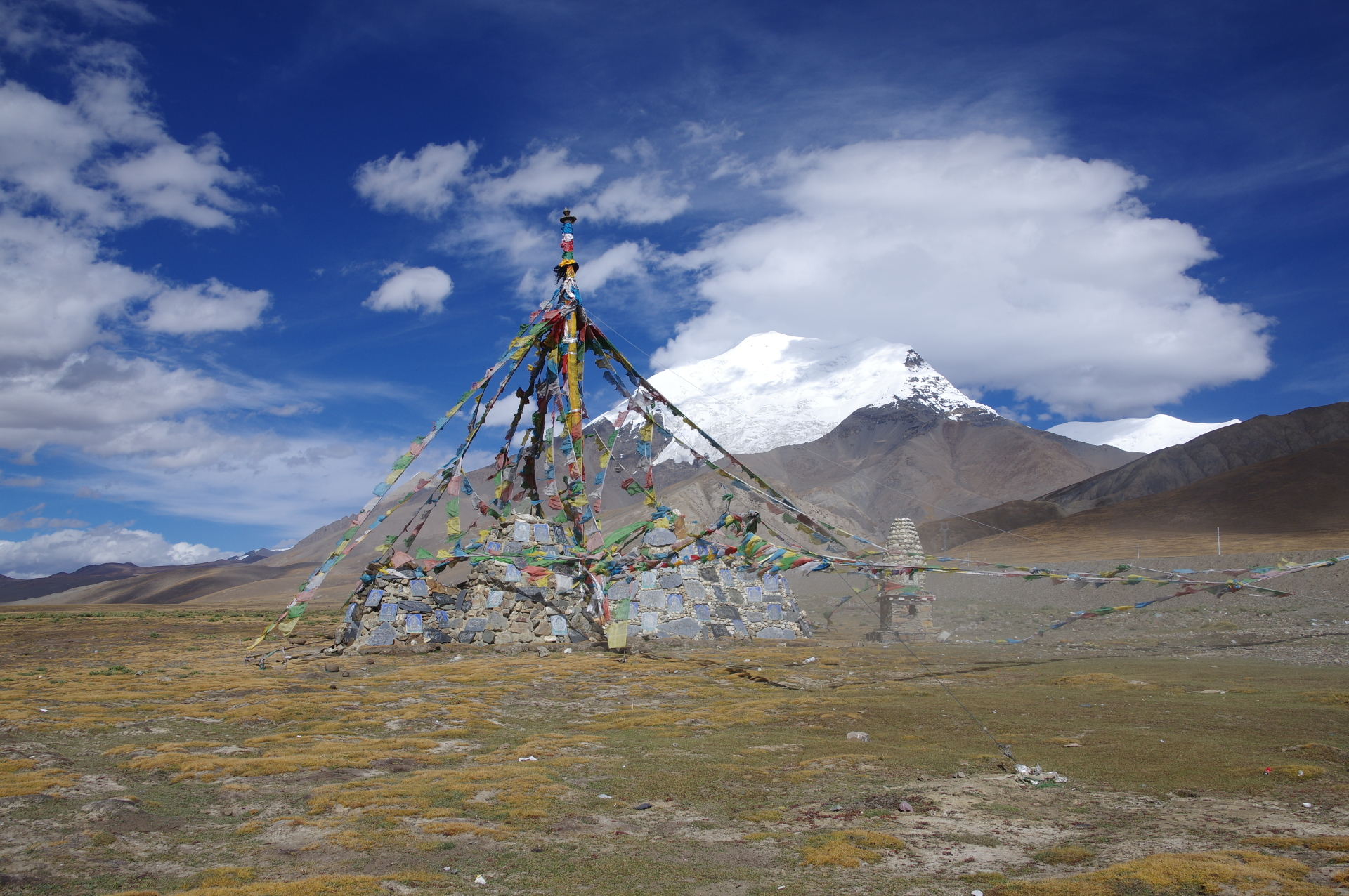 Mt Kalashi  Kora