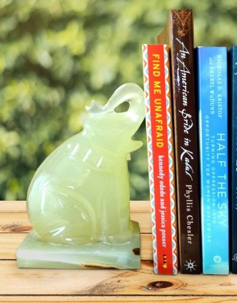 Fair Trade Bookends, Picture Frames, and Desktop Items