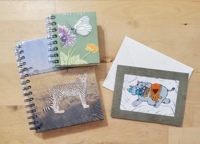Fair Trade Notecards & Journals