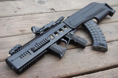 AK rifle AK47 bullpup kit AKX1S