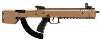 Remington 597 bullpup desert tan