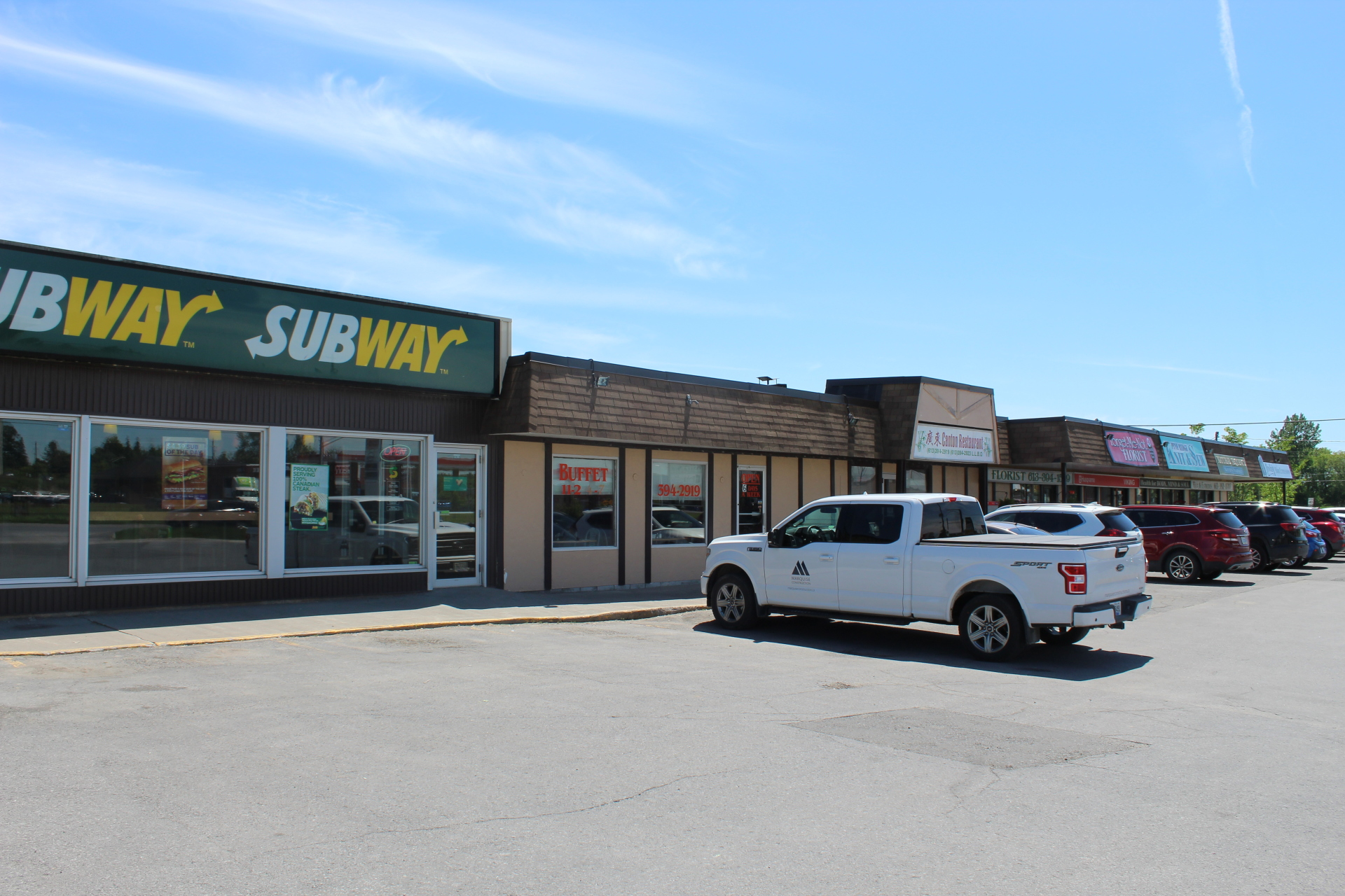 Appledene Plaza - 17477 Highway 2