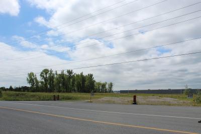 2223 Hamilton Road - Provision for truck terminal