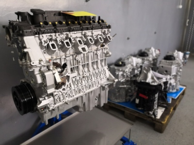 MR Engines - Engine rebuilding