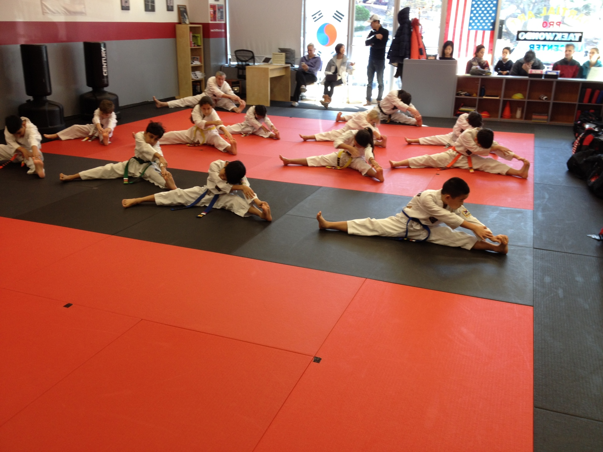 Children Martial Arts-TKD