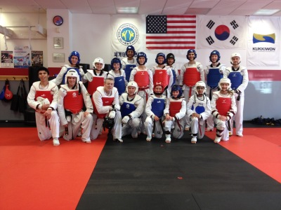 Teens/Adult Martial Arts -TKD