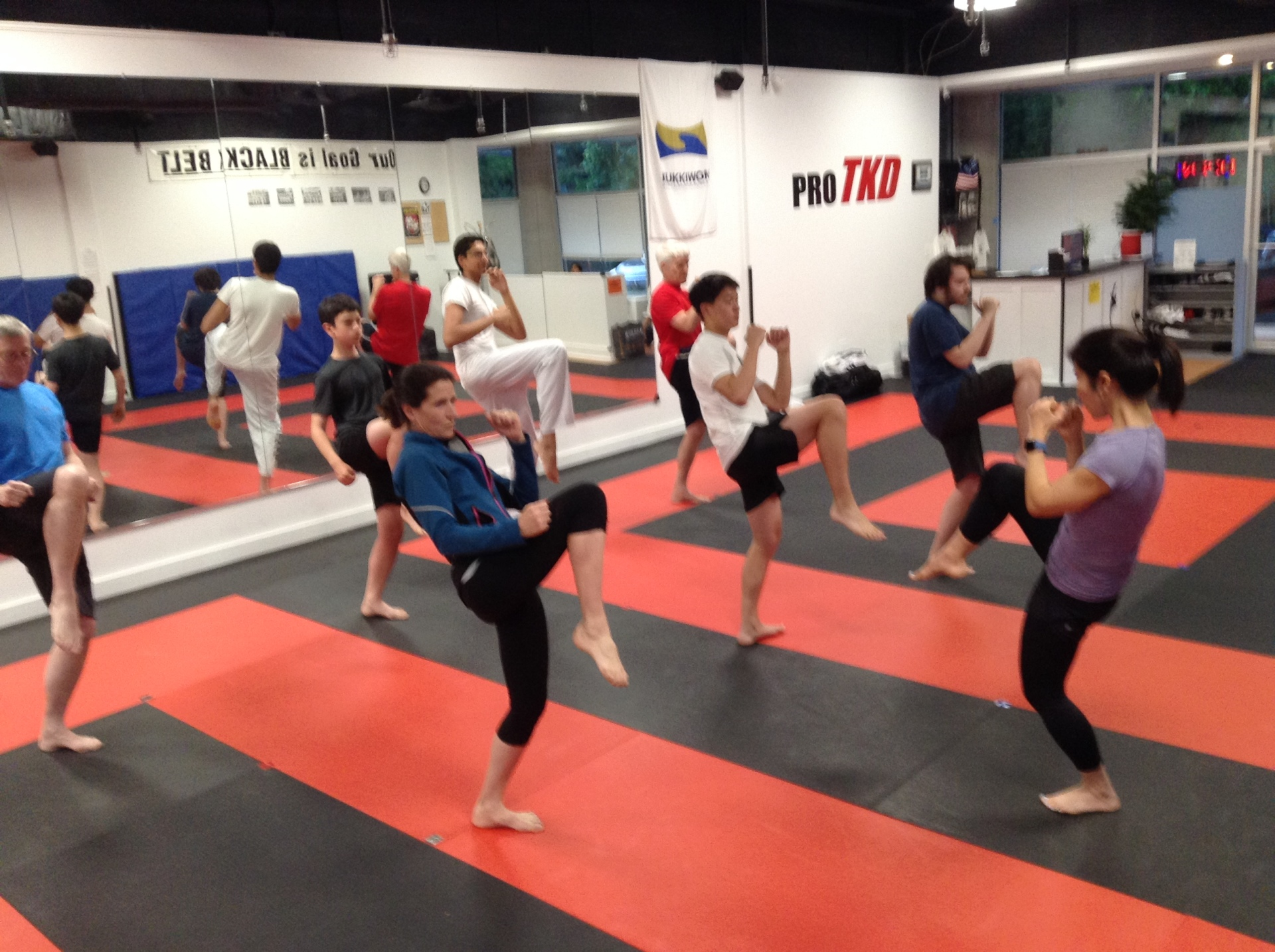 Burn Fitness - Cardio Kickboxing