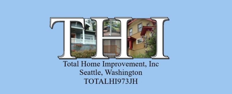Total Home Improvement Homepage