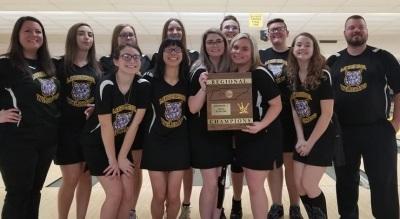 Lawrence County - Region 4 Girls Champions