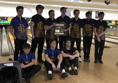 Christian Brothers - Division 2 West Boys Champions