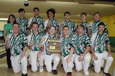 Greeneville - Region 1 Boys Champions