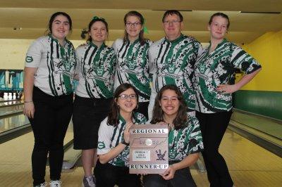 Greeneville - Region 1 Girls Runner Up